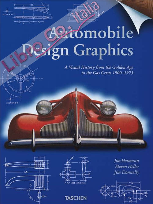 Automobile design graphics. Dream a little dream. Ediz. inglese, francese, tedesca.