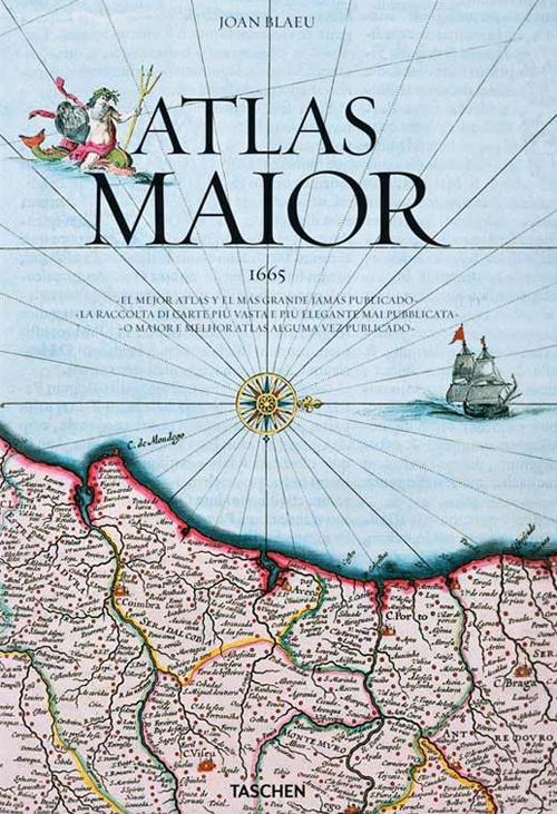 Atlas maior. Ediz. italiana, spagnola e portoghese.