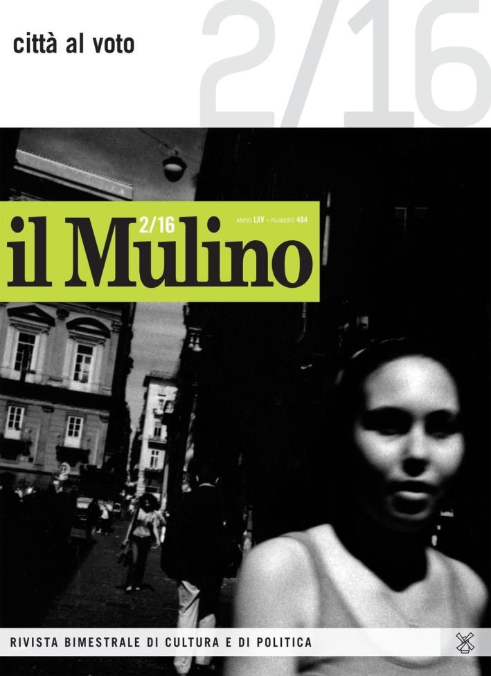 Il Mulino. Vol. 484: Città al voto