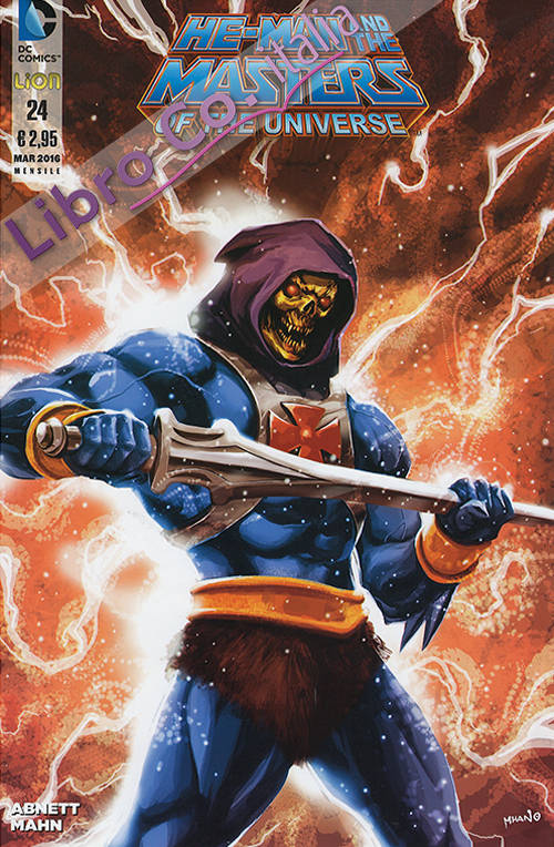 He-Man and the masters of the universe. Vol. 24.