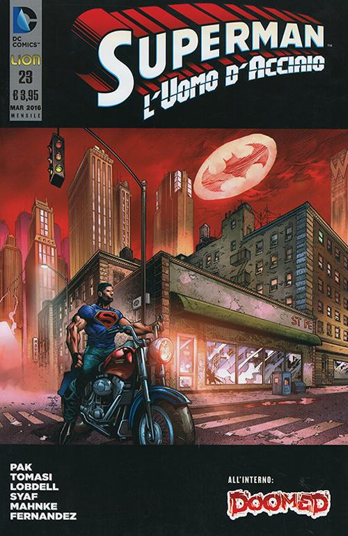 Superman l'uomo acciaio. Vol. 23.