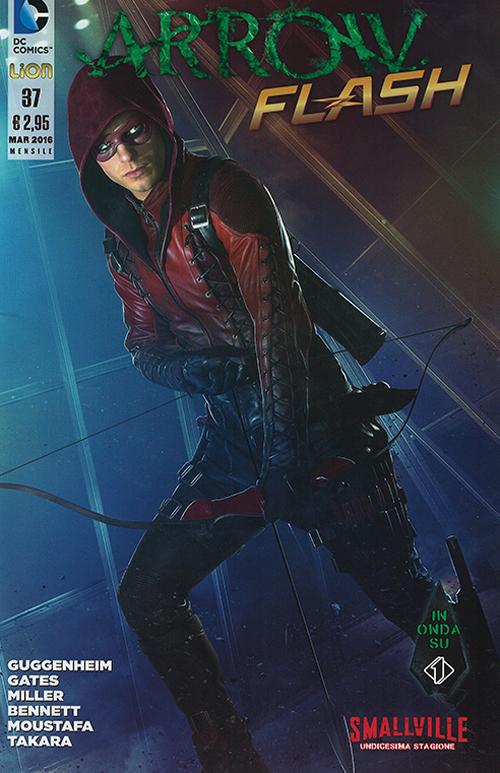 Arrow Smallville. Vol. 37
