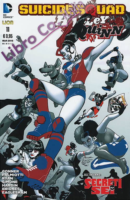 Suicide Squad. Harley Quinn. Vol. 16.