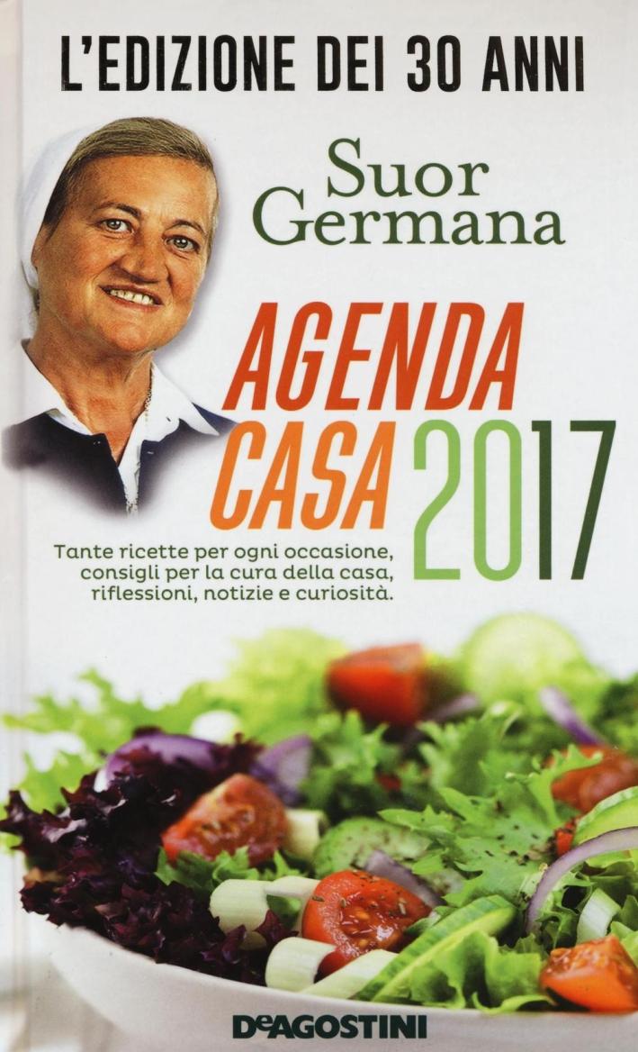 L'agenda casa di suor Germana 2017.