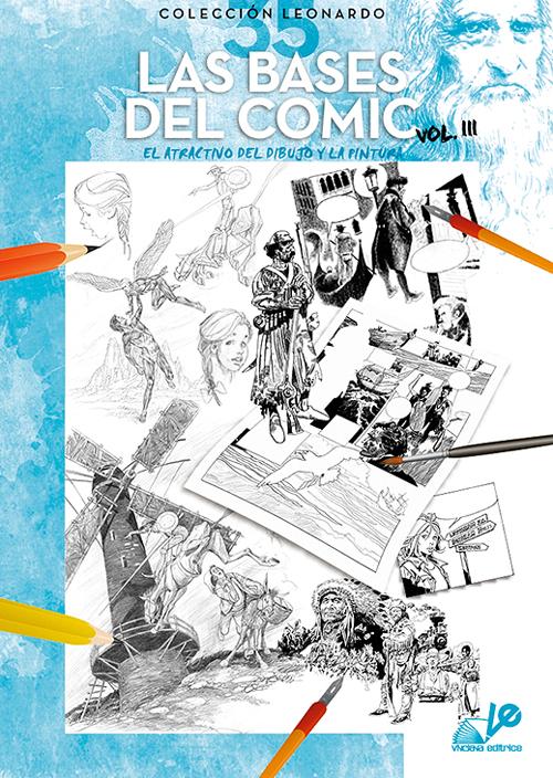 Las bases del comic. Vol. 3