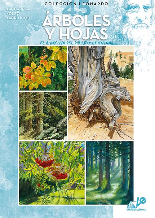 Arboles y hojas