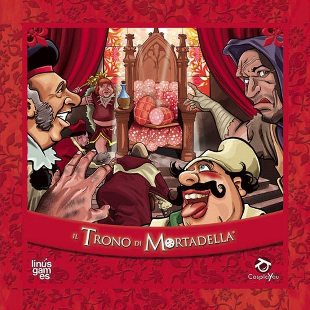 Il Trono di Mortadella.
