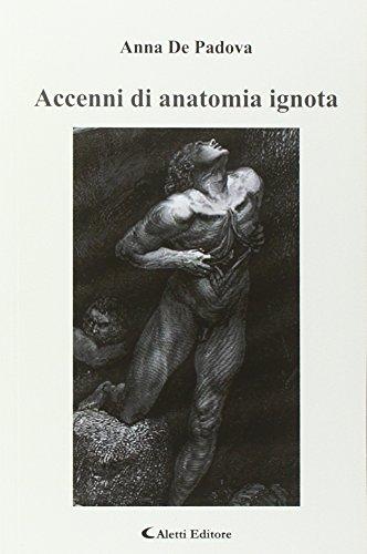 Accenni di anatomia ignota.