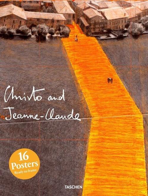 Print set Christo and Jeanne-Claude. Ediz. illustrata