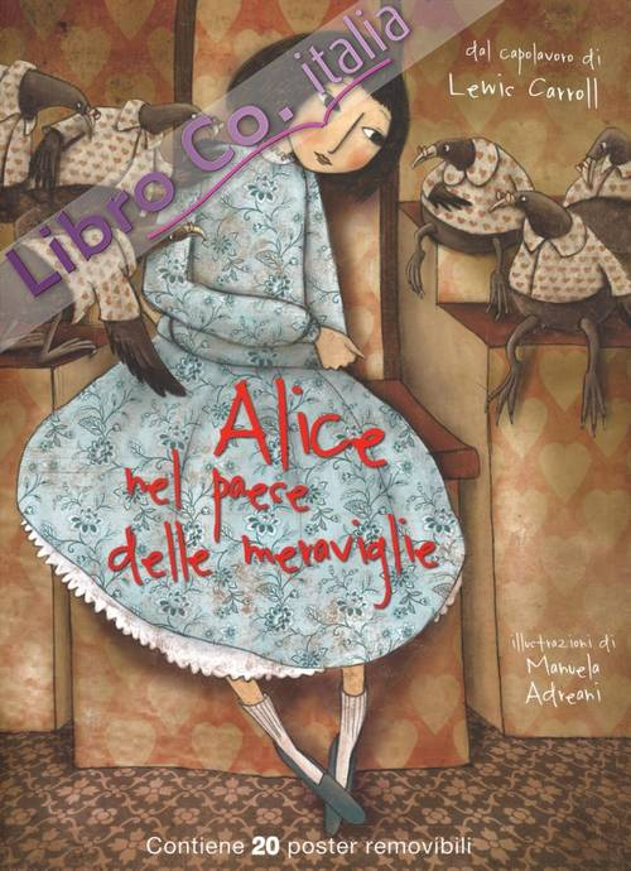 Alice nel paese delle meraviglie.