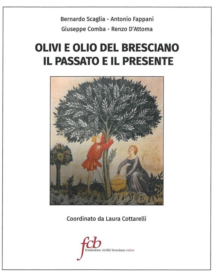Olivi e olio del bresciano. Il passato e il presente.