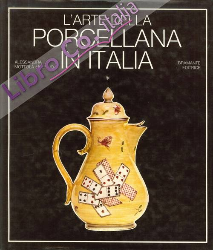 L'arte della porcellana in Italia.