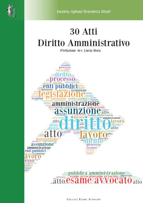 30 atti di diritto amministrativo.