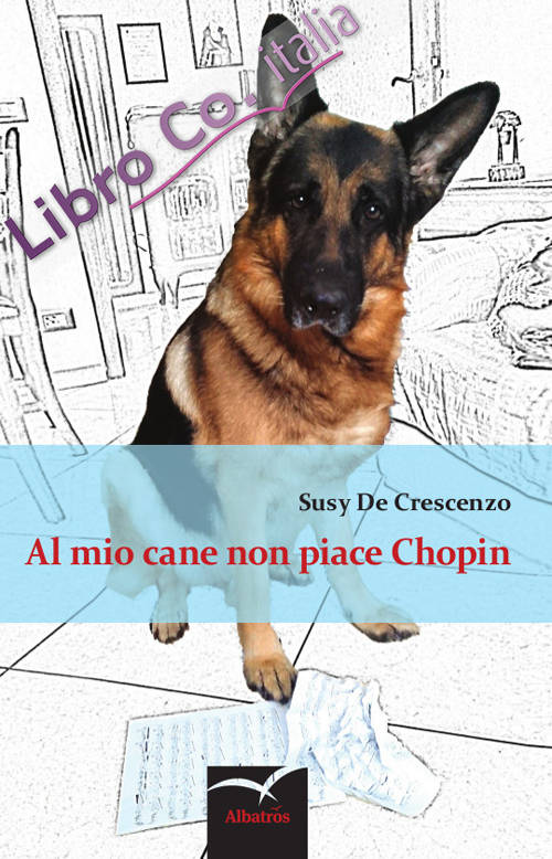 Al mio cane non piace Chopin.
