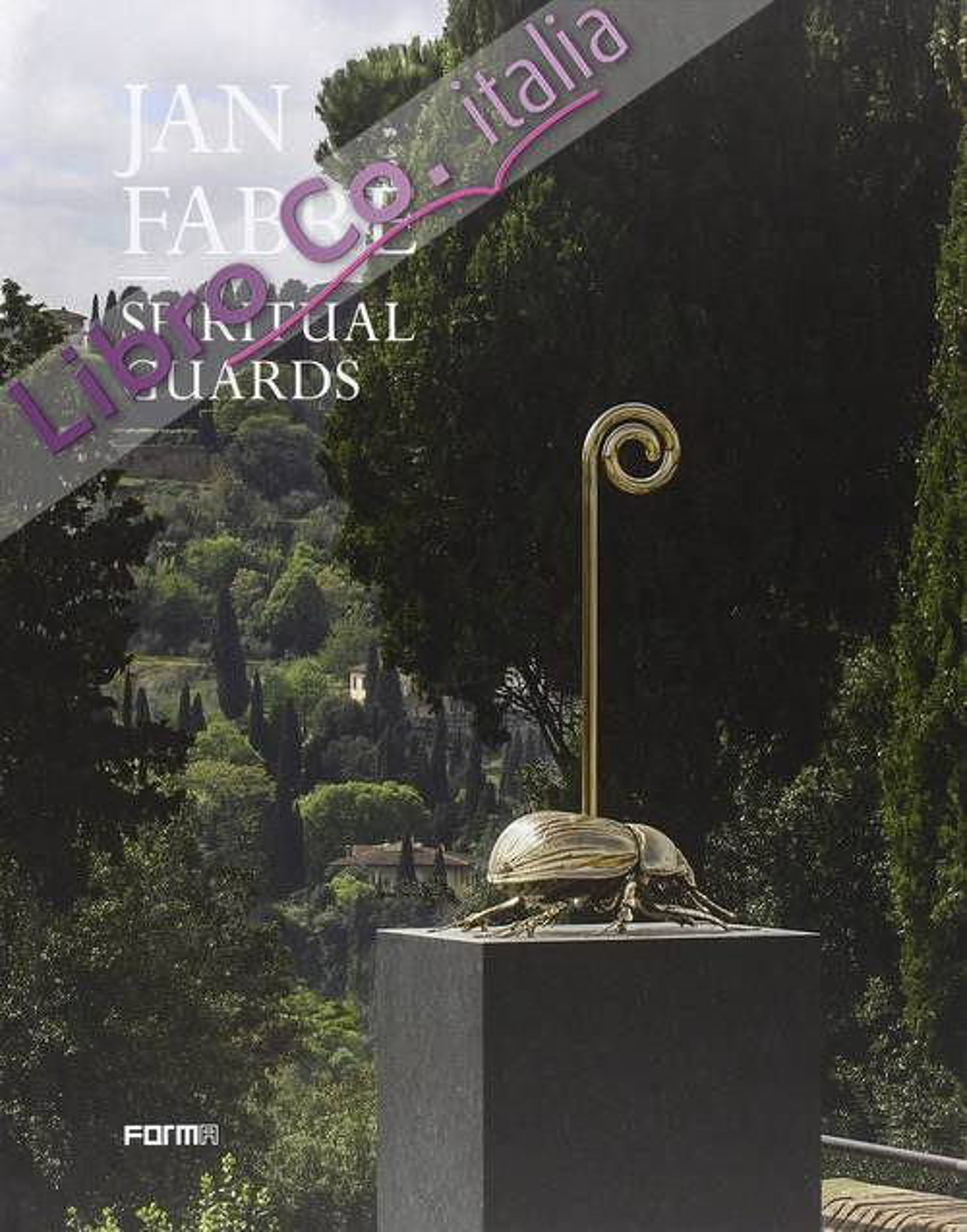 Jan Fabre. Spiritual Guards. [Italian Edition].