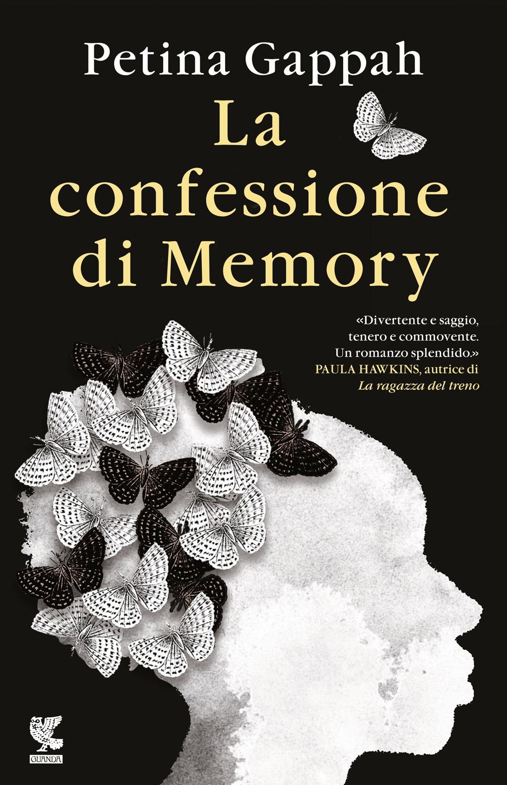 La confessione di Memory.