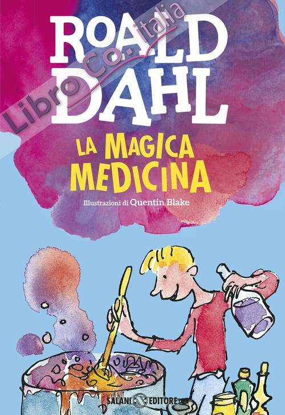 La magica medicina.