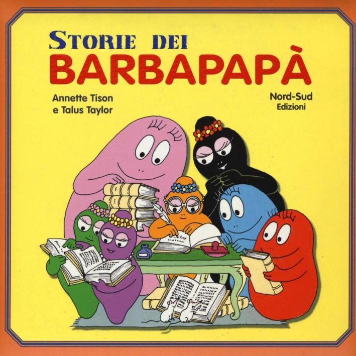Le storie dei Barbapapà.