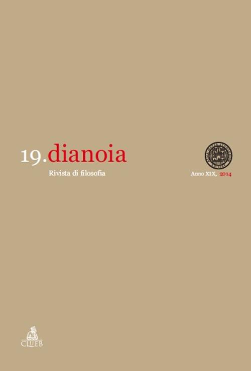 Dianoia. Annali di storia della filosofia. Vol. 19: Profili dell'ombra.