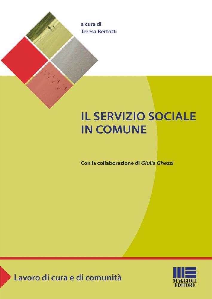 Il servizio sociale in comune.