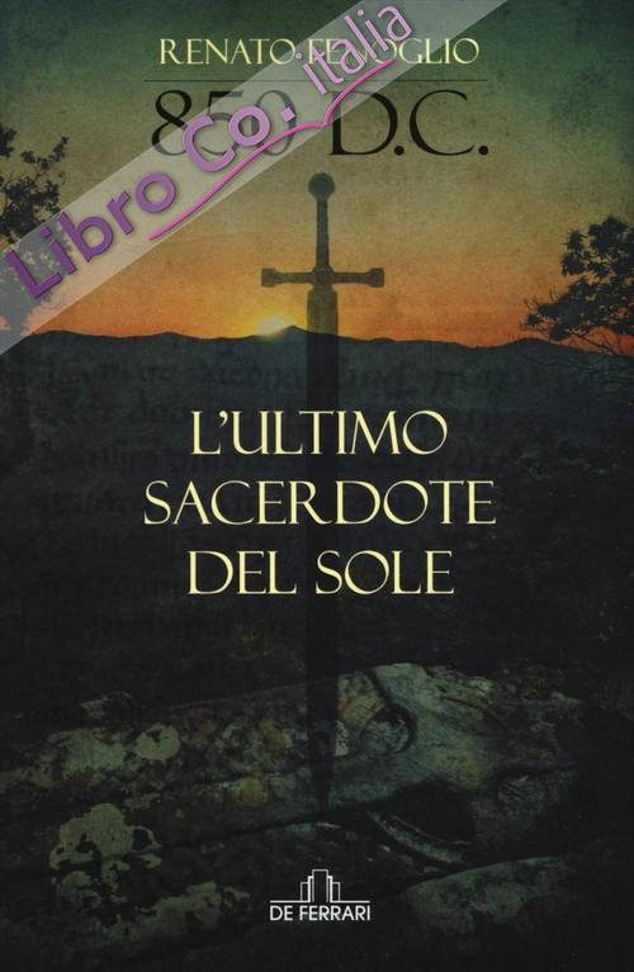 850 del L'Ultimo Sacerdote del Sole