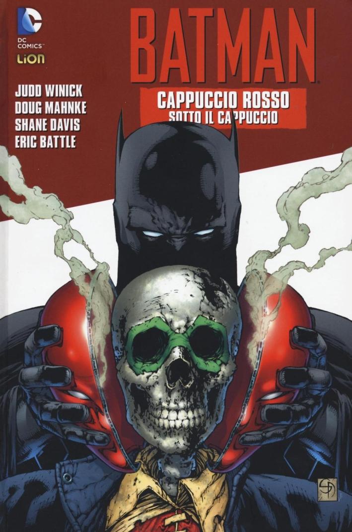 Cappuccio rosso. Sotto il cappuccio. Batman. Variant. Vol. 2