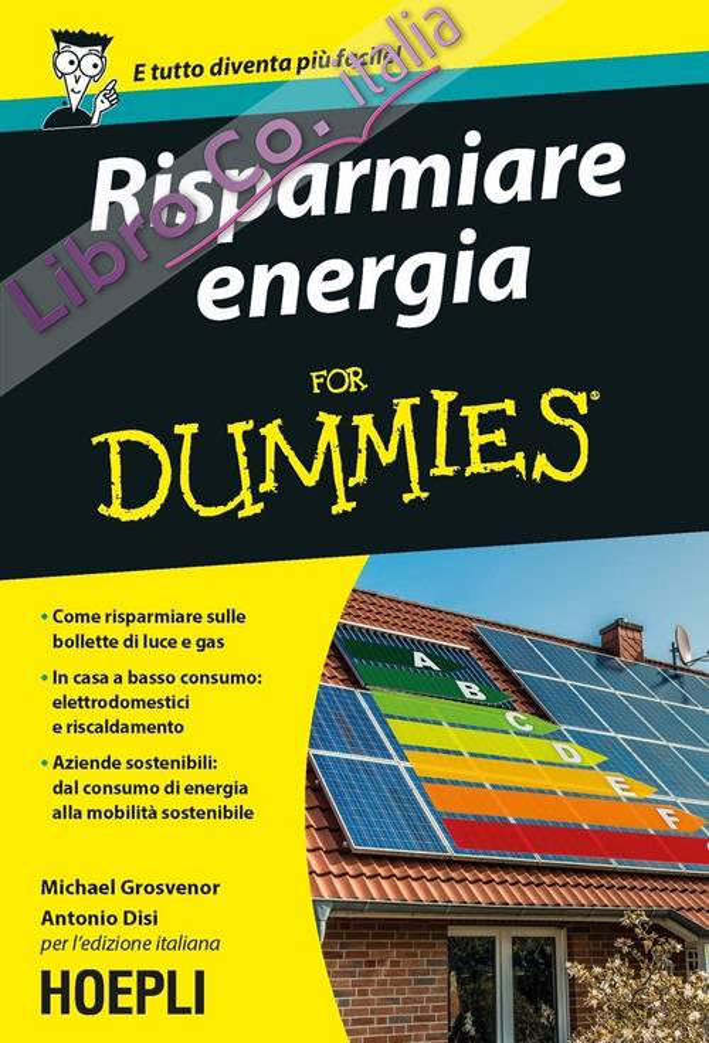 Risparmiare energia for Dummies.