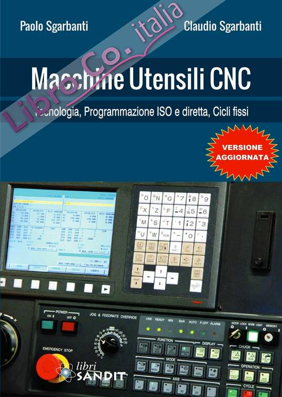 Macchine utensili cnc.