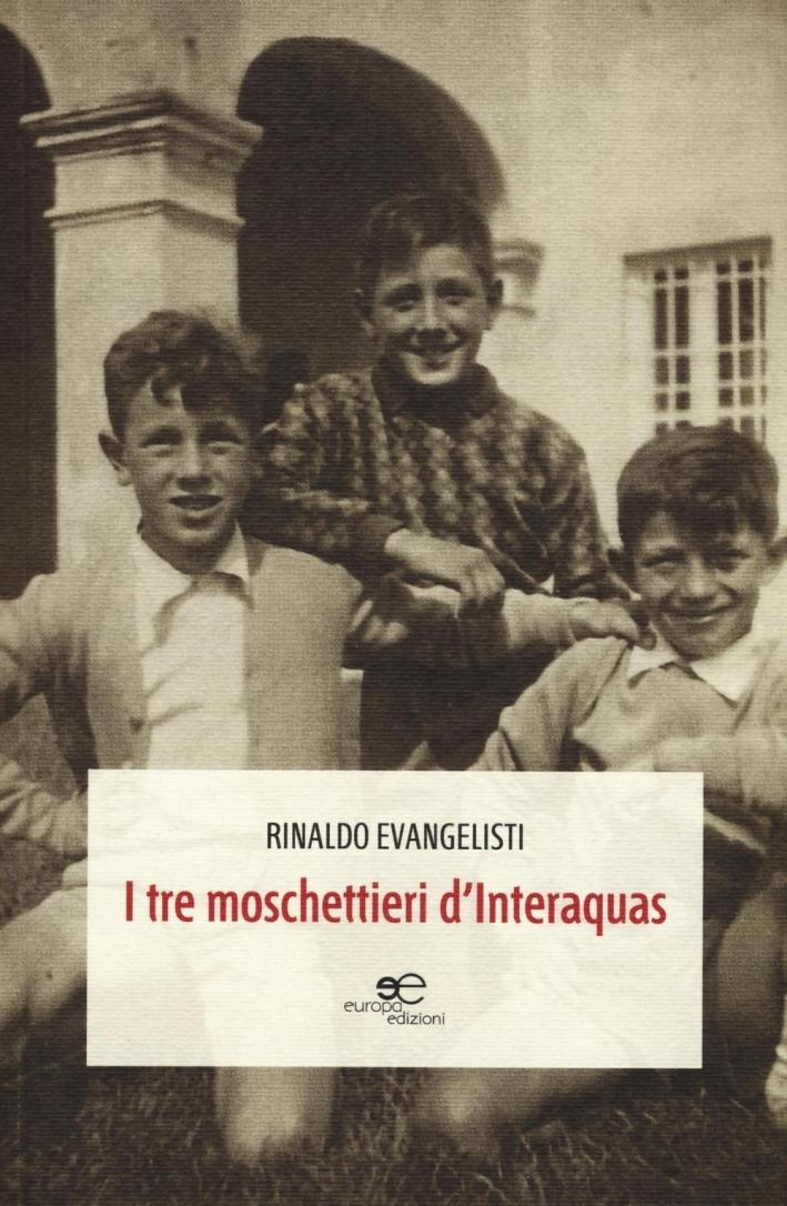 I tre moschettieri d'Interaquas.
