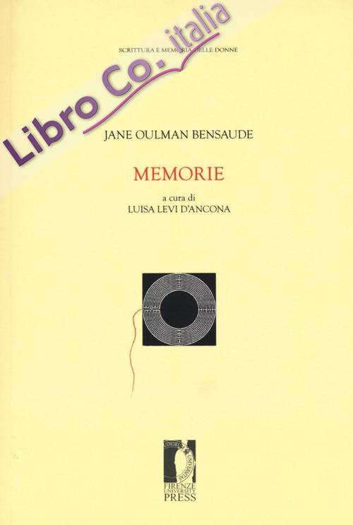 Memorie.