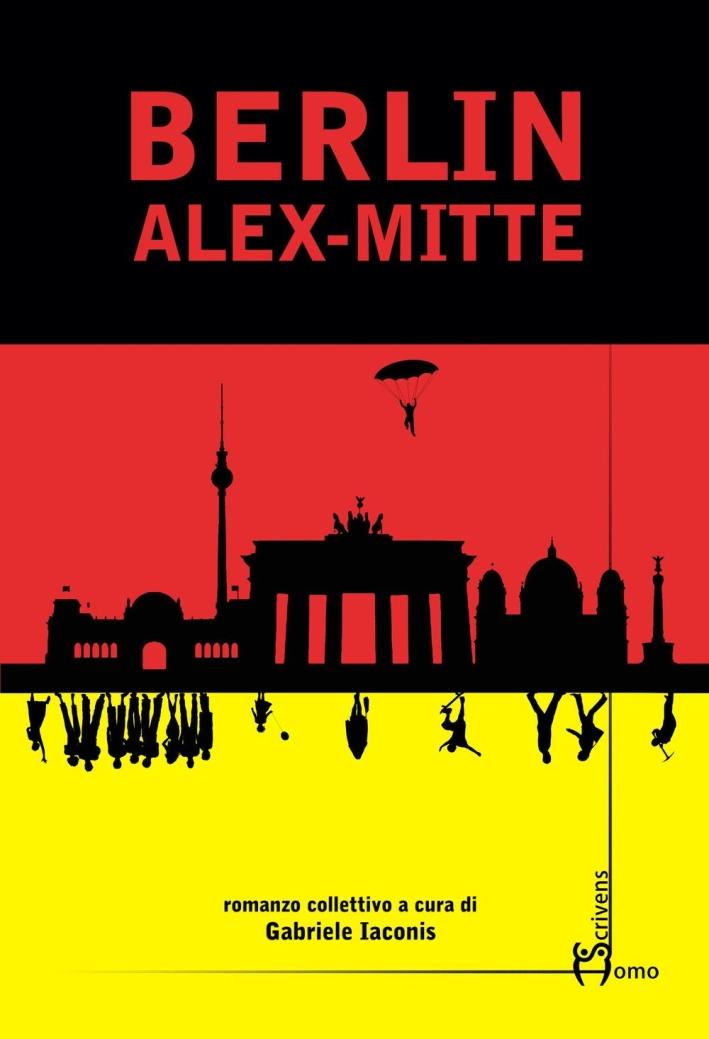 Berlin Alex-Mitte.
