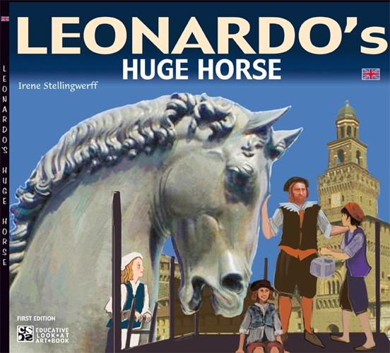 Leonardo's Huge horse.