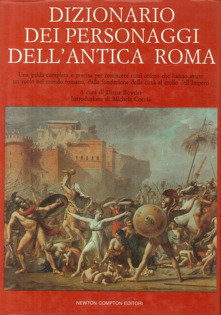 Dizionario dei Personaggi dell'Antica Roma.