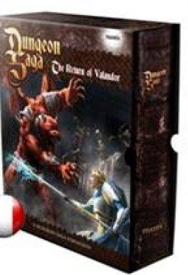 Il Ritorno di Valandor. [Espansione per Dungeon Saga].