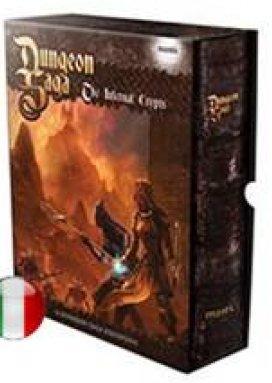 Cripte Infernali. [Espansione per Dungeon Saga].