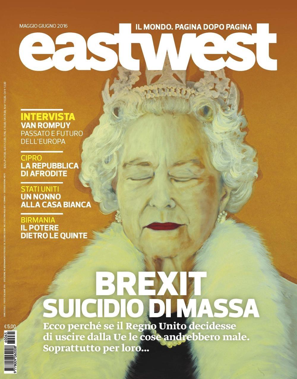 Eastwest. Vol. 65
