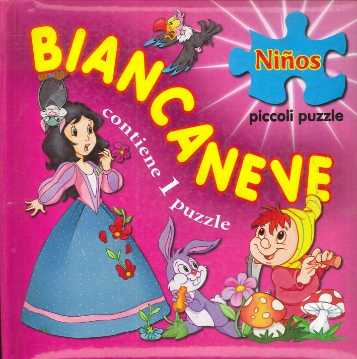 Biancaneve. Piccoli puzzle