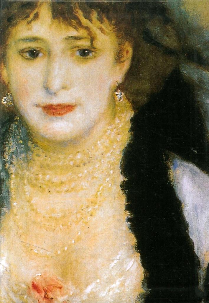 Taccuino a Righe. Auguste Renoir.