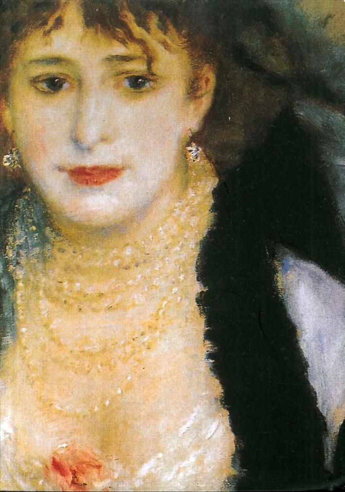 Taccuino a Righe. Auguste Renoir