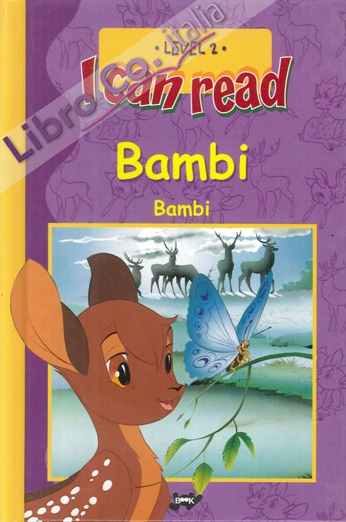 I Can Read. Bambi.