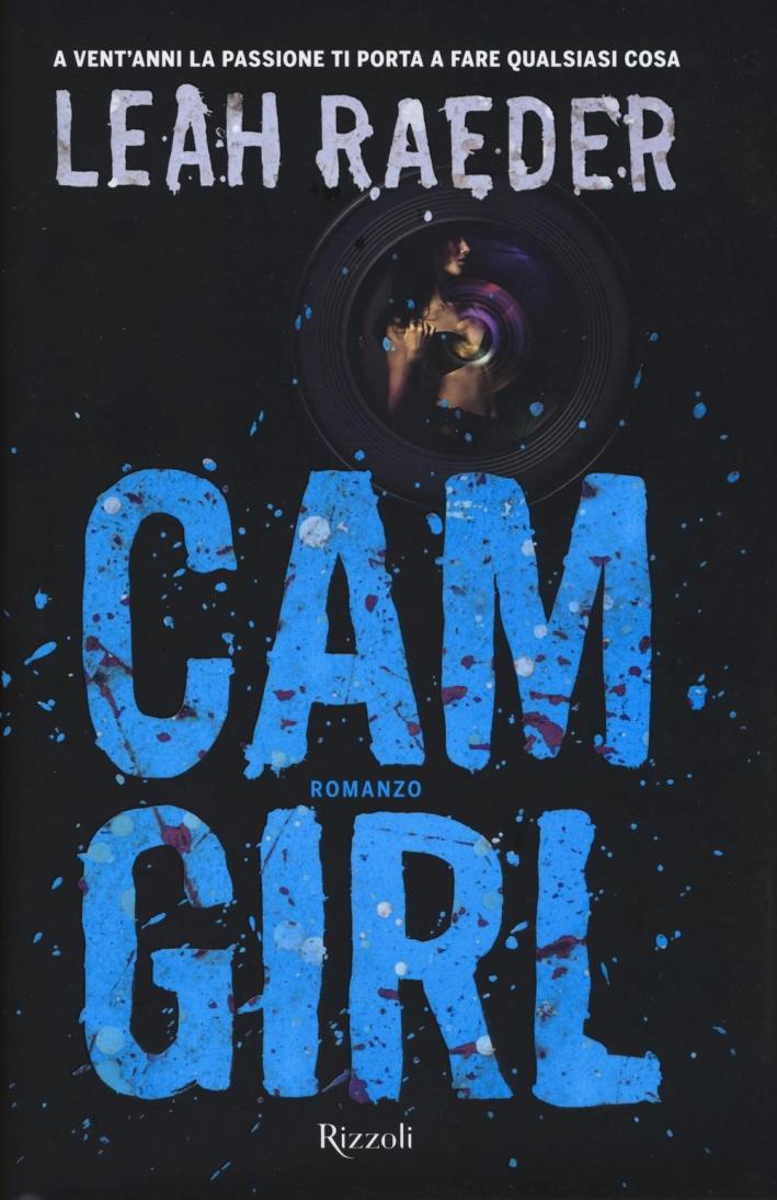 Cam girl.