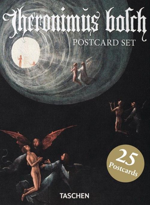 Hieronymus Bosch. 25 Postcards