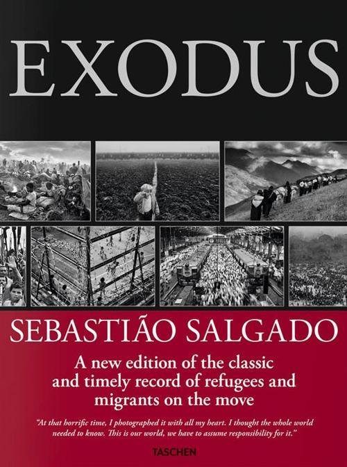 Sebastiao Salgado: Exodus.