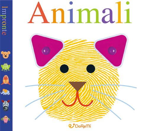 Animali. Impronte. Ediz. illustrata
