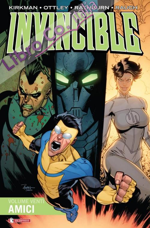 Amici. Invincible. Vol. 20
