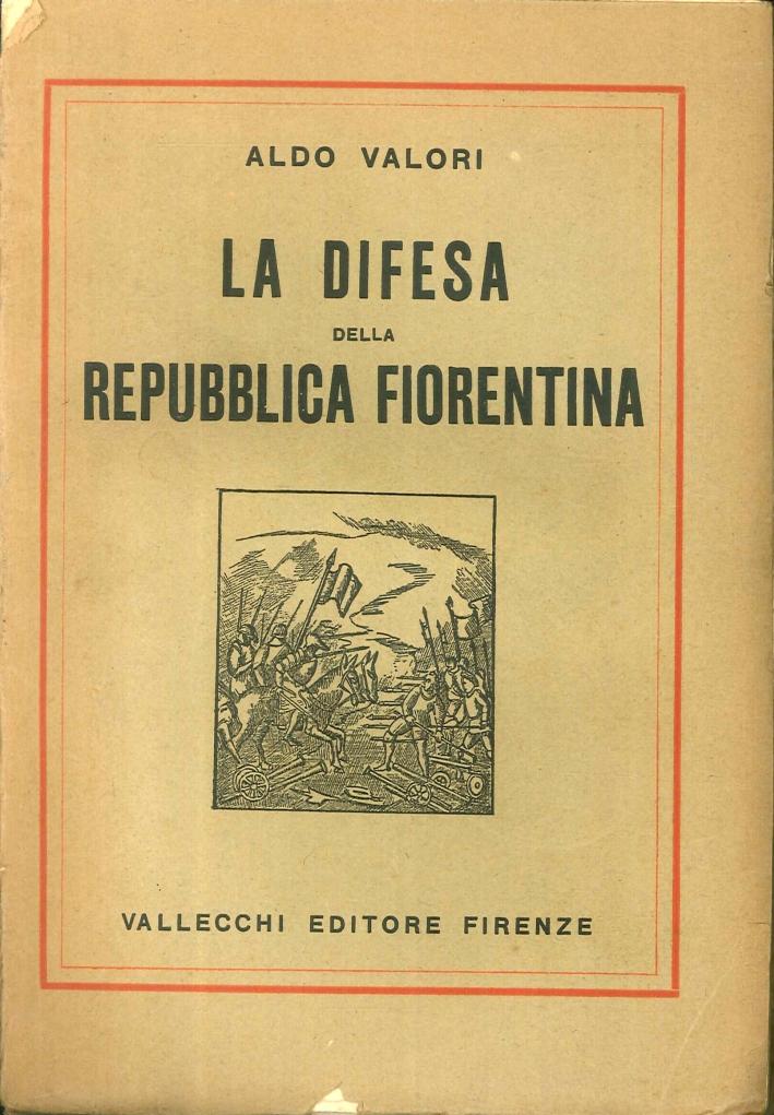 La difesa della repubblica fiorentina