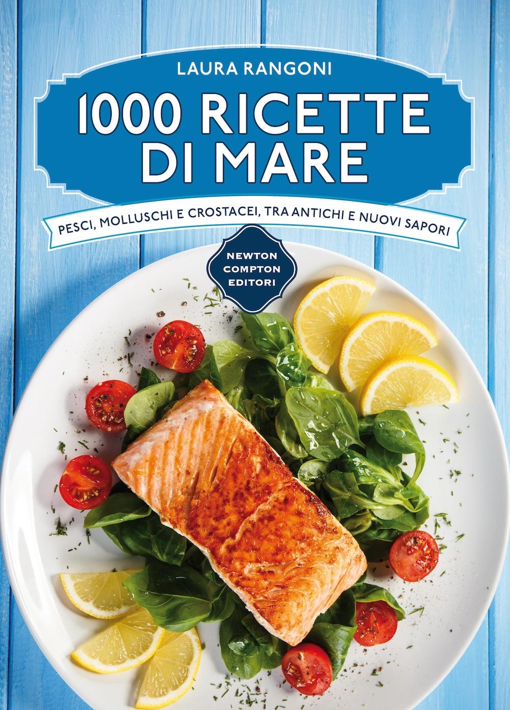 1000 ricette di mare.