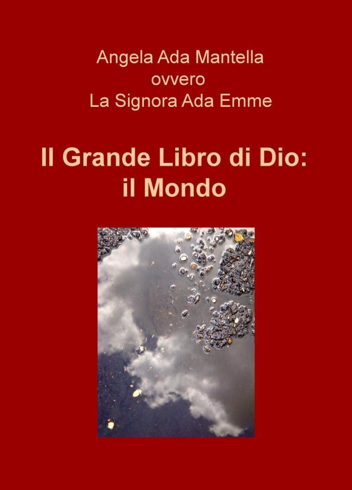 Il grande libro di Dio: il mondo