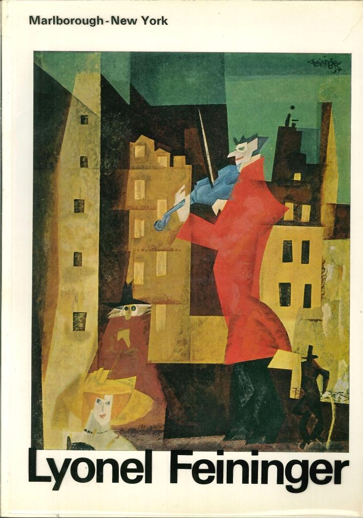 Lyonel Feininger.