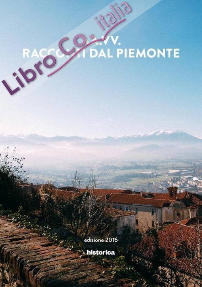 Racconti dal Piemonte.